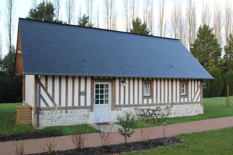Cottage La Coudraie Exterior