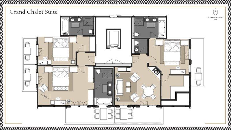 Grand Chalet Suite