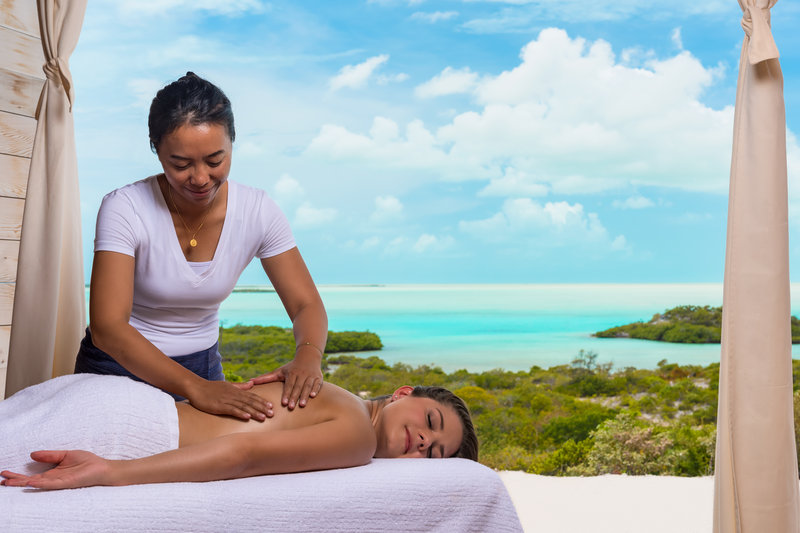 Sailrock Resort Relaxing Massage At Na Spa