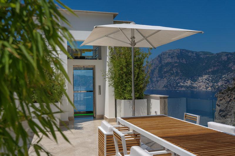Enhanced Rooftop Terrace
