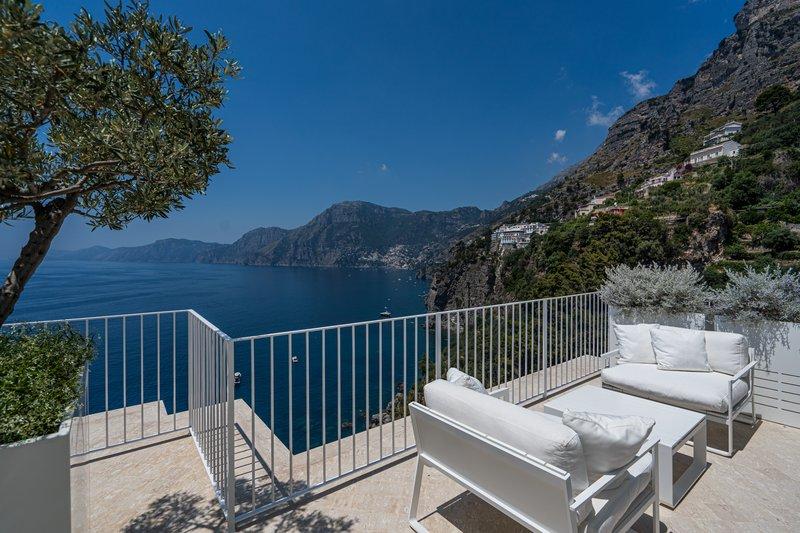 Junior Suite - 180° sea view Terrace