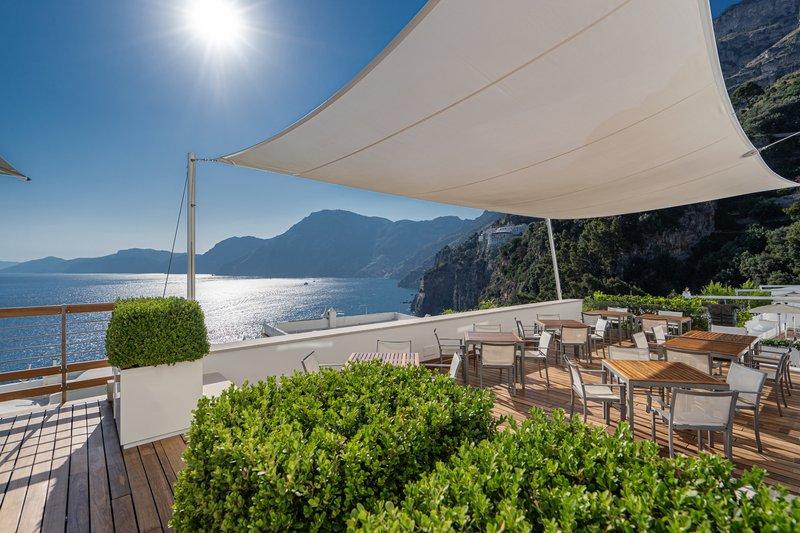 Seascape Restaurant Terrace