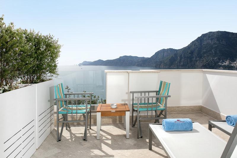 Relaxing Room Balcony