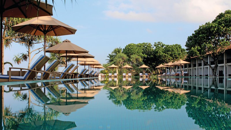 The Exclusive Luxury Beach Resort in Sri Lanka