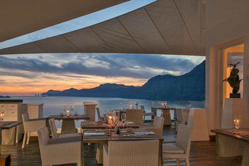 Un Piano Nel Cielo Fine Dining Terrace