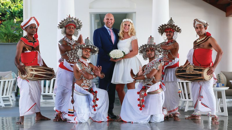 The Sri Lankan Wedding Experience