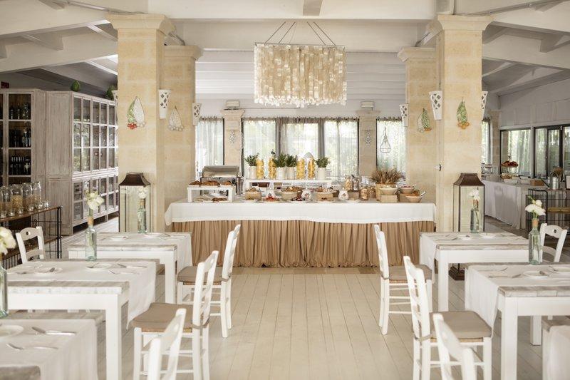 Ristorante T_imo Buffet Breakfast