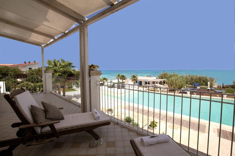 Suite Executive Sea View - Terrace