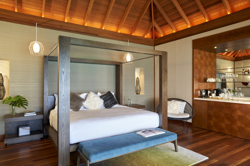Lagoon Bungalow With Pool - Bedroom