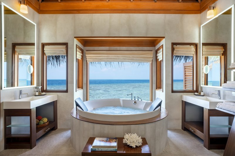 Ocean Bungalow With Pool - Bathroom