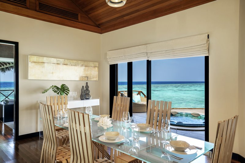Two Bedroom Ocean Pavilion - Dining Area