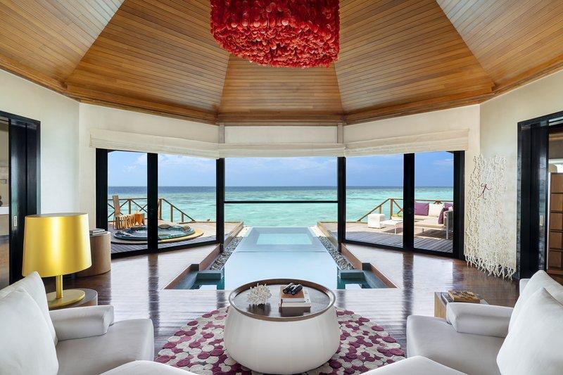 Two Bedroom Ocean Pavilion - Living Room