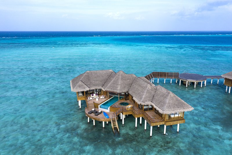 Two Bedroom Ocean Pavilion - Exterior