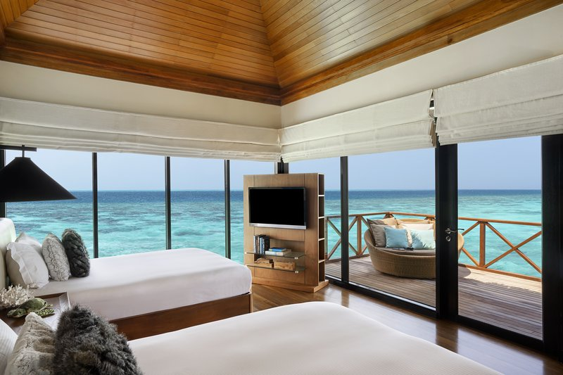 Two Bedroom Ocean Pavilion - Guest Room