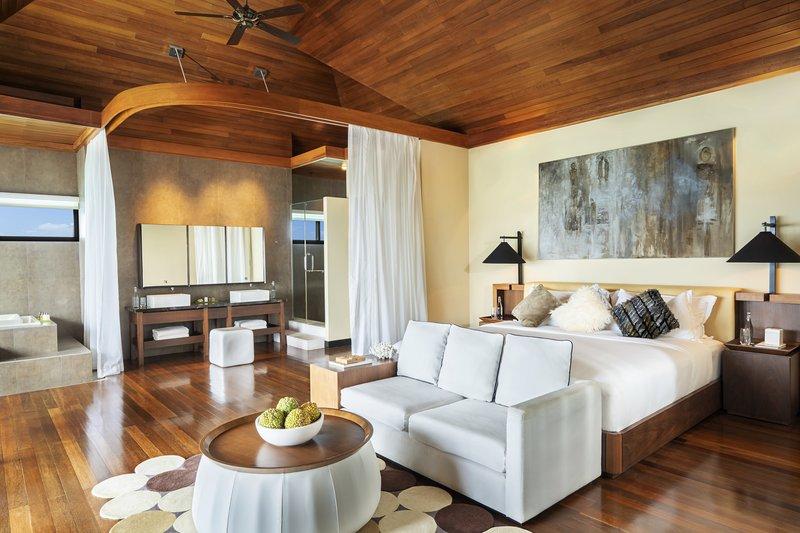 Two Bedroom Ocean Pavilion - Master Bedroom