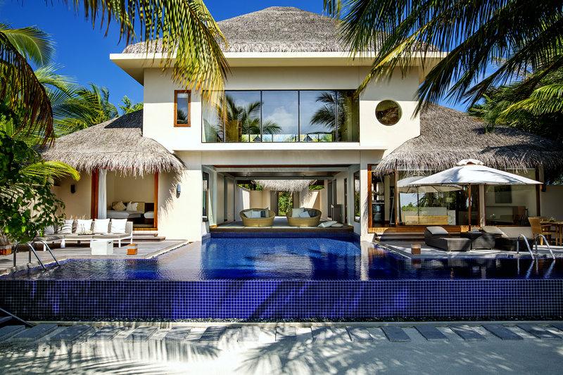 Two Bedroom Beach Pavilion