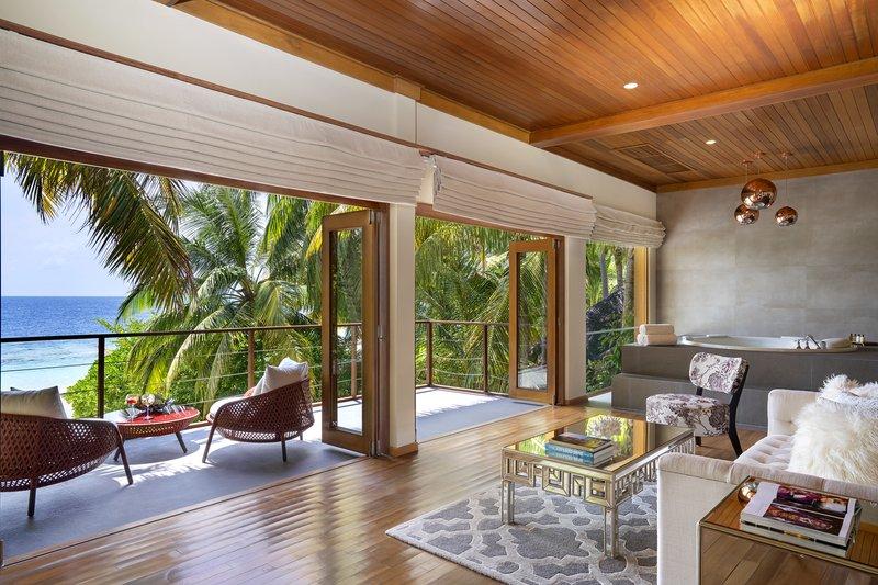 Cube First Floor Master Bedroom Balcony