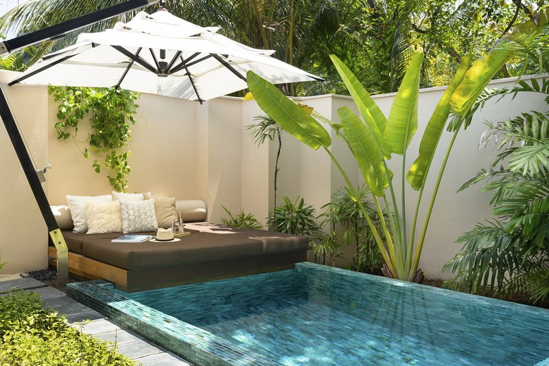 Beach Bungalow - Pool Plunge Pool