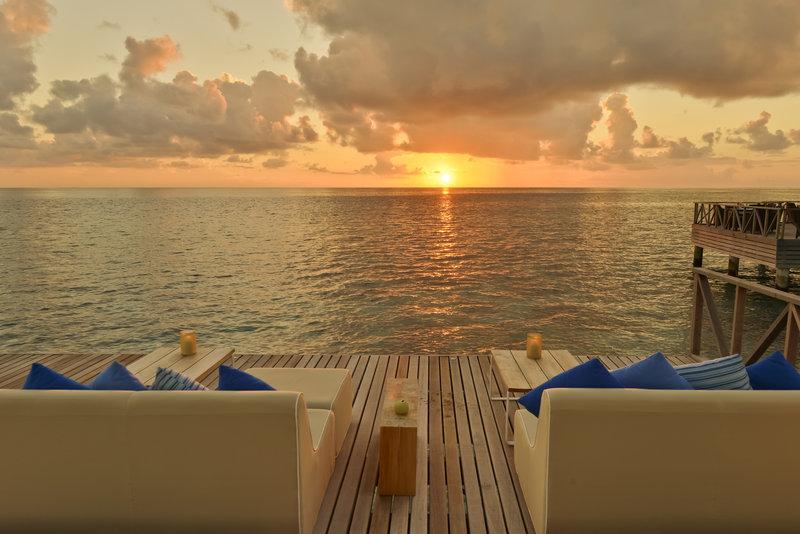 RAW Sunset Deck
