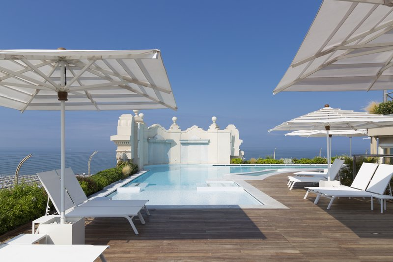 Rooftop Terrace Pool