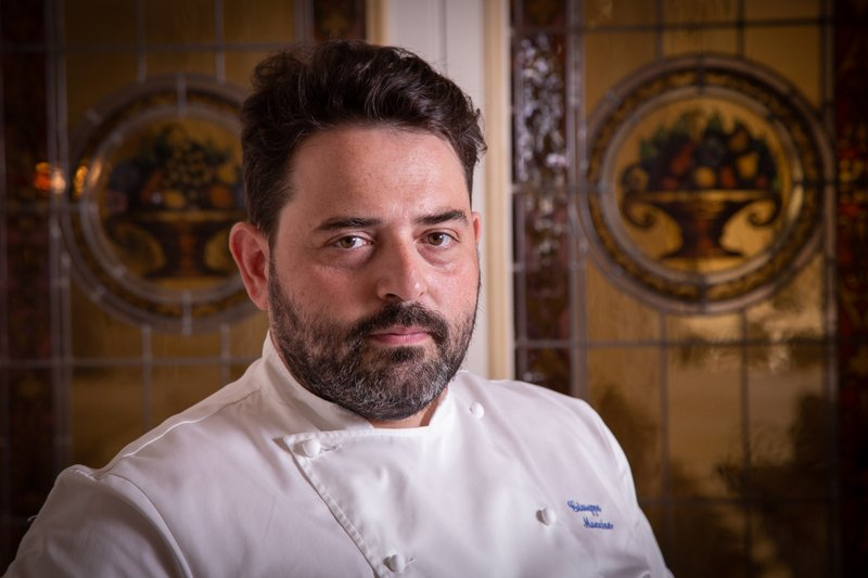 Giuseppe Mancino Michelin Star Chef