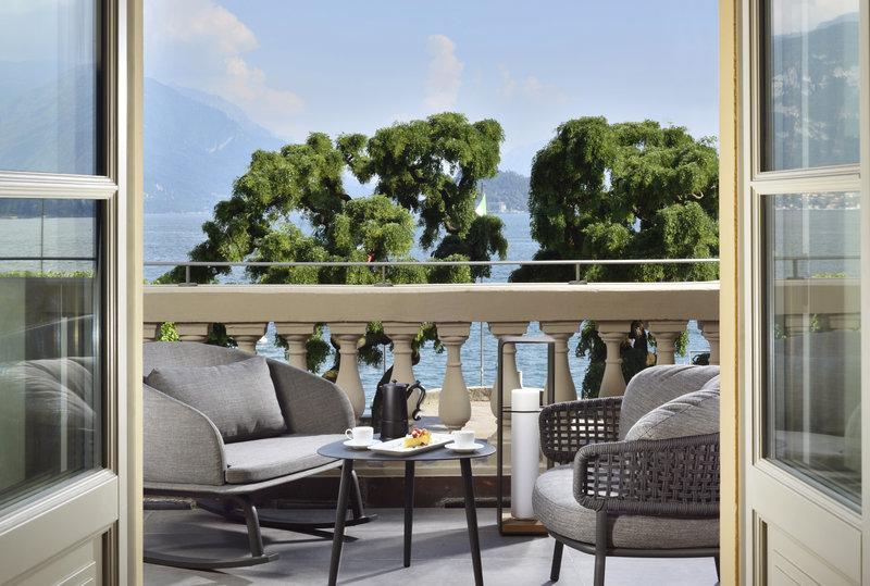 Suite Terrace Lake Vew