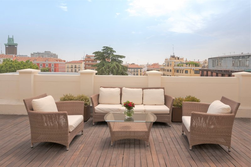 Terrace URSO Suite