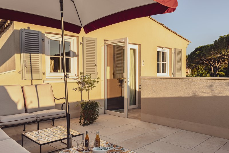 Prestige Suite - Rooftop Terrace
