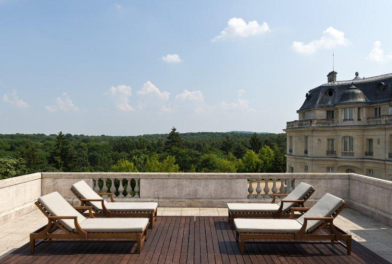 Terrace's Panoramic View
