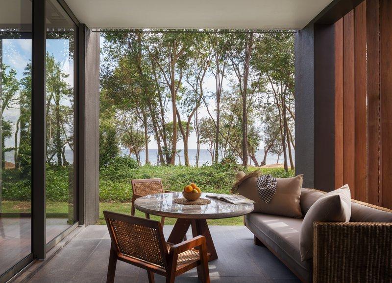 Garden Pavilion Terrace