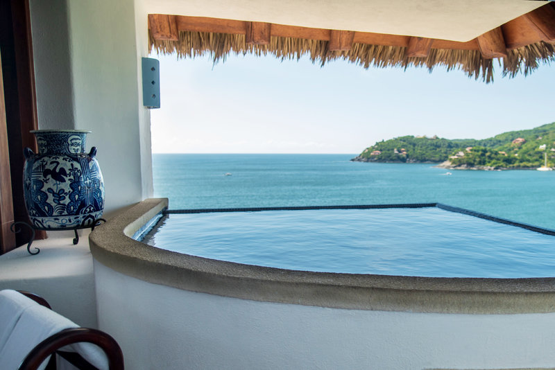 Penthouse Suite Plunge Pool
