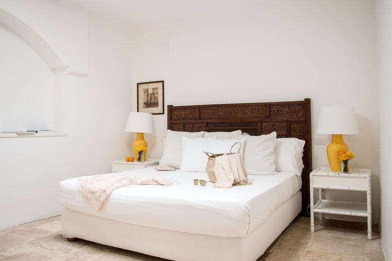 Suite degli Ulivi Bedroom