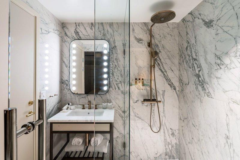 Vault Bathroom