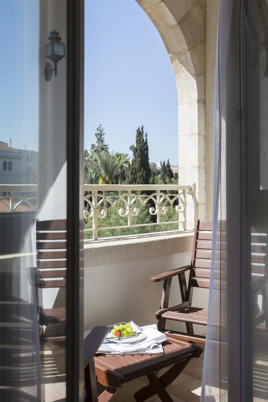 Comfort Balcony View