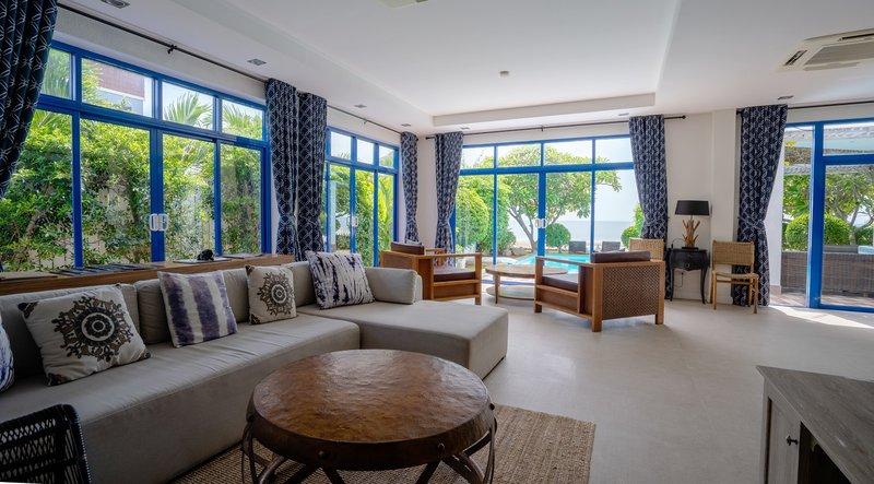 4BR Villa Living Room
