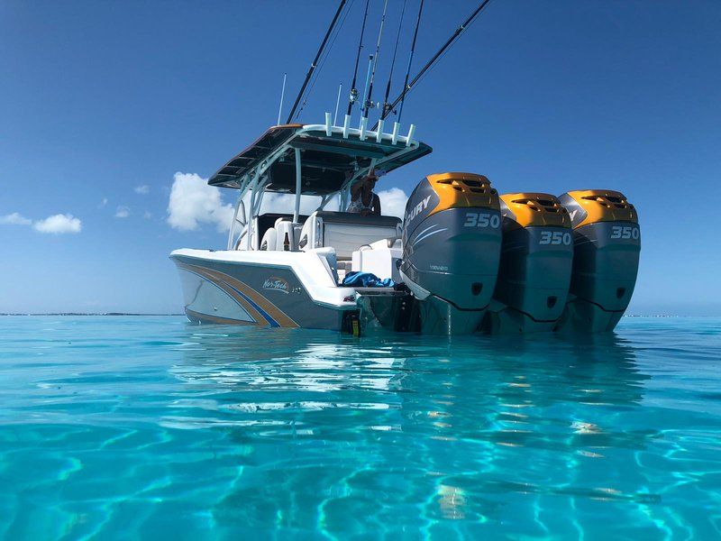 Charter Transfer boat