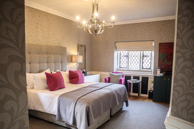 Spacious Historic Suite