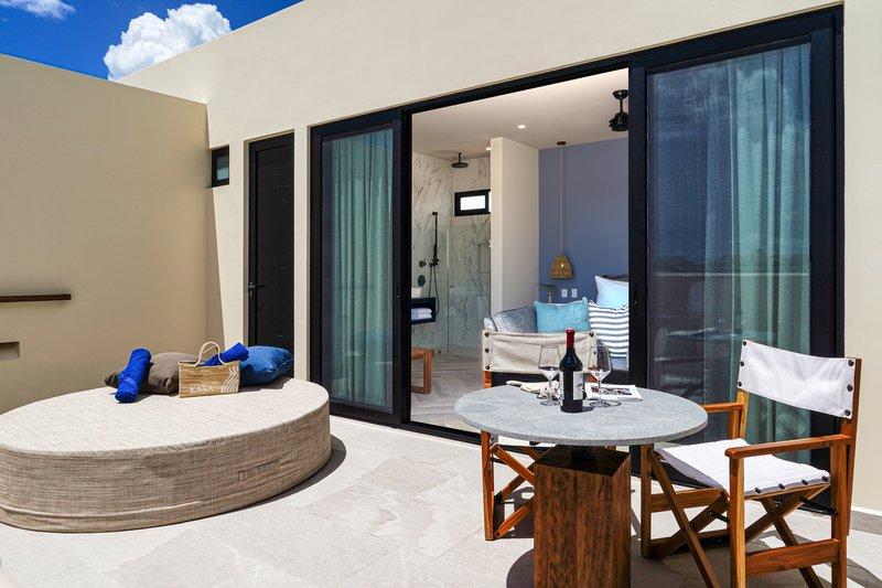 Penthouse Suite - Terrace