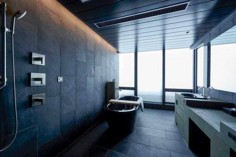 Park Terrace Suite Bathroom