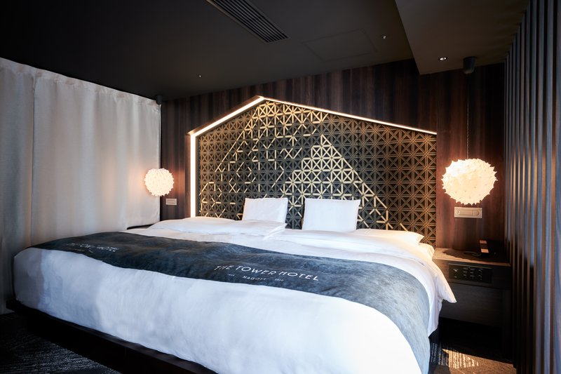 Park Terrace Suite Bedroom