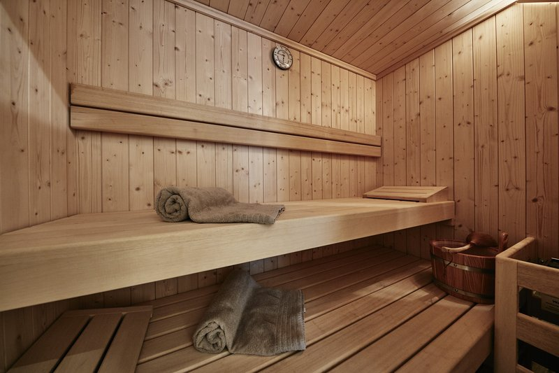 Junior Suite - Sauna