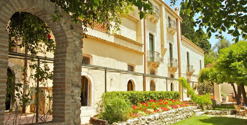 Teatro Greco Historic House