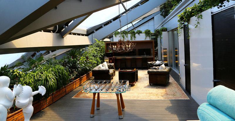 Presidential Suite -Terrace 2