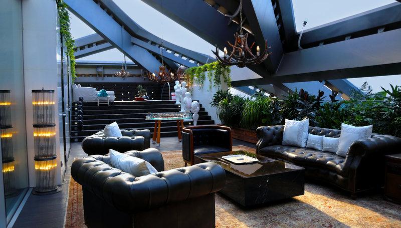 Presidential Suite -Terrace