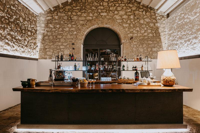 Il Palmento Bar