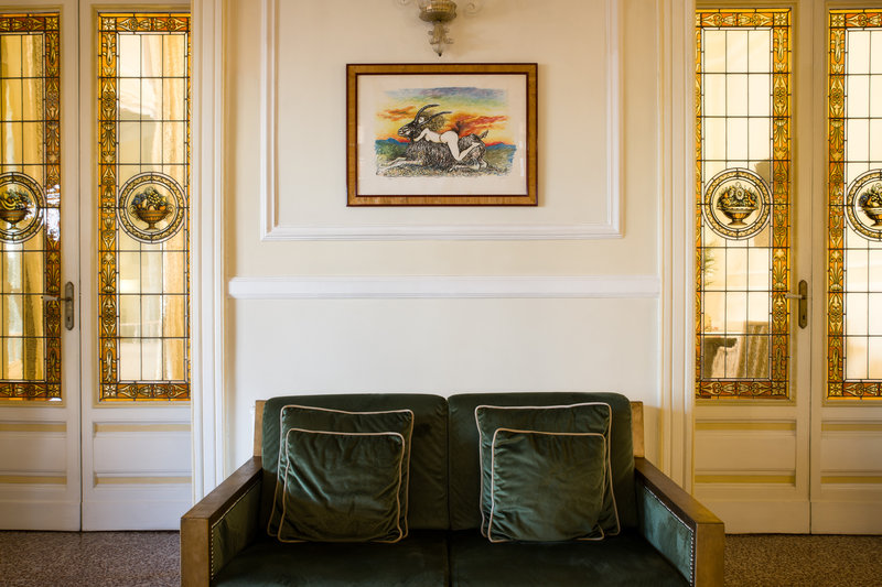 Lounge Guttuso Collection