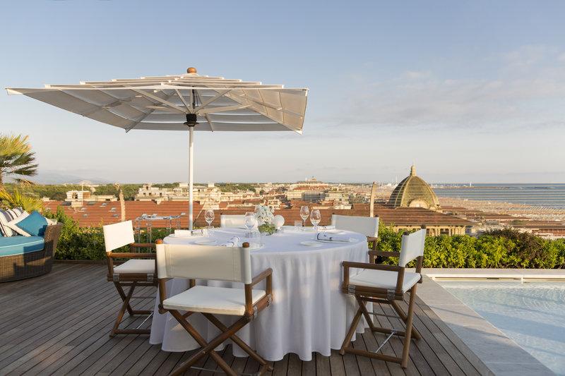 2 Michelin Star Restaurant Il Piccolo Principe