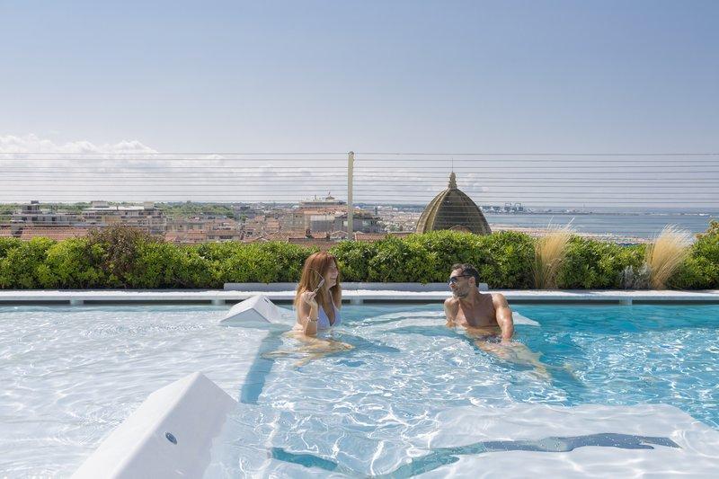 Panoramic Heated Pool