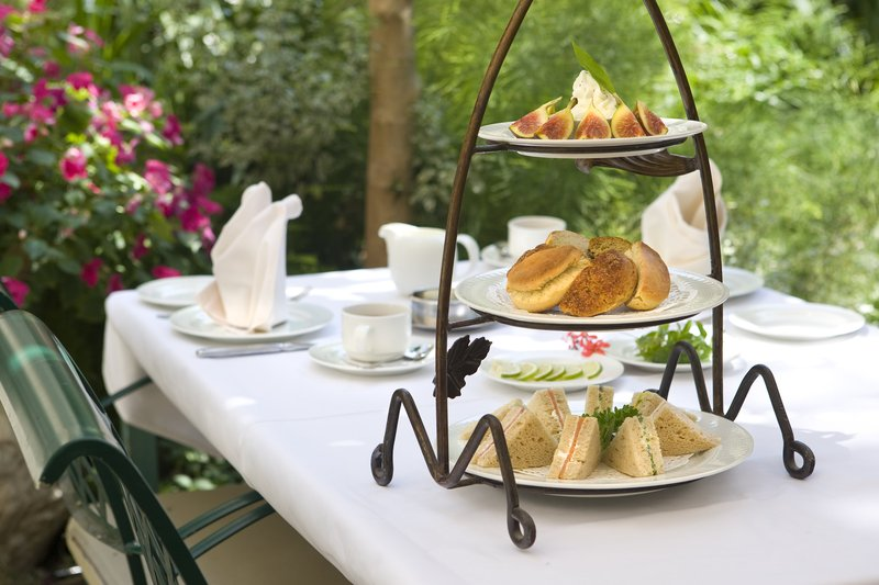 Classic English Afternoon Tea