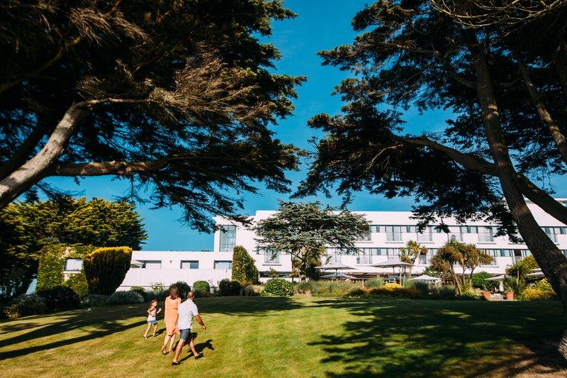 The Atlantic Hotel Exterior